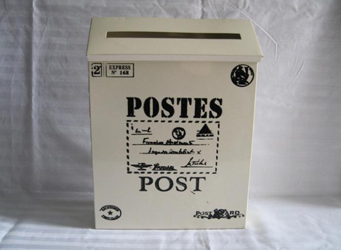 Как сделать почтовый ящик своими руками – из чего и как - Сайт о ... | 513x700