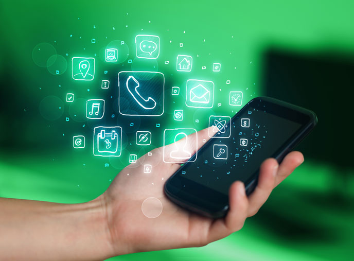 uyali telefonlar android telefoniga yuklab olinadi